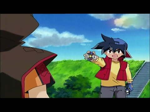 Beyblade V Force - Episode 02  The Search For Mr.X Hindi