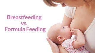 Breastfeeding vs. Formula Feeding by PregnancyChat