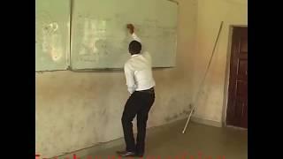 teacher mess