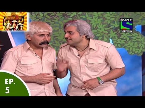 Comedy Circus - Chinchpokli to China - Episode 5 - Sudesh Bana Buzurg.