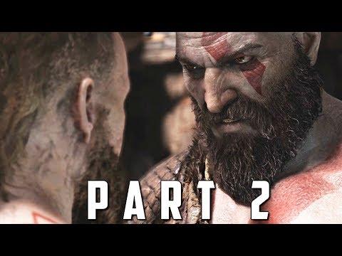 Xxx Mp4 GOD OF WAR Walkthrough Gameplay Part 2 THE STRANGER God Of War 4 3gp Sex