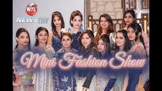 Mini Fashion Show | INIFD Students | London Fashion Week Participants | News Today Live