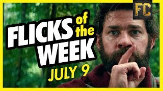Flicks of the Week #10 | Good Movies to Watch on Netflix, Prime & More | Flick Connection