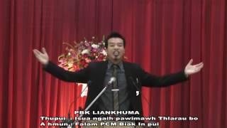 Mizo Sermon - PBK. Liankhuma - Isua Ngaih Pawimawh Thlarau Bo