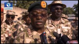 Special Report On Military's Take Over Of Sambisa Forest Pt.1