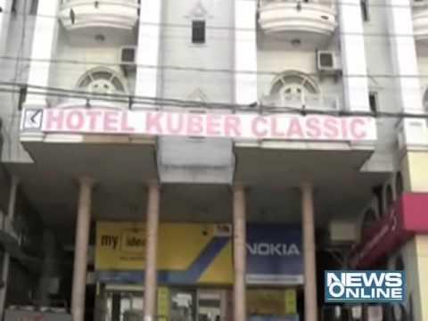Rajkot:Sex racket caught by police in kuber hotel on yagnik road
