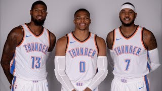 Russell Westbrook Re-Signs Thunder on Durant