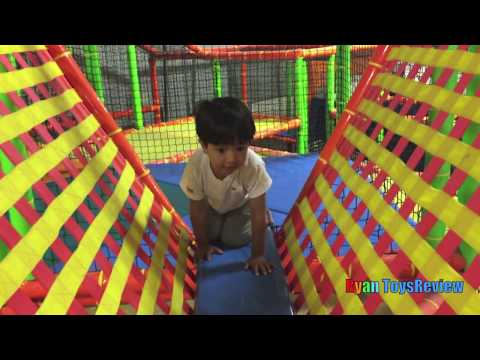 Xxx Mp4 Indoor Playground For Kids With Giant Inflatable Slides 3gp Sex