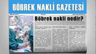 Böbrek Nakli Gazetesi