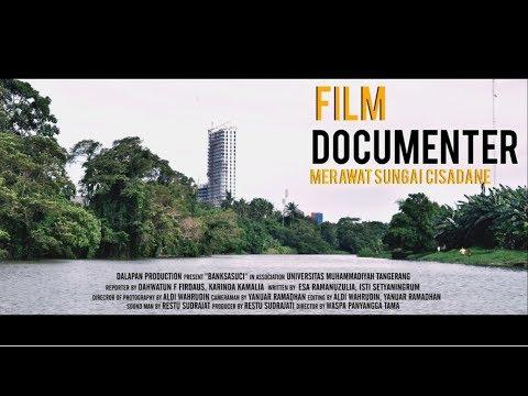Film Dokumenter Merawat sungai cisadane  (BANKSASUCI) - Bank Sampah Sungai Cisadane