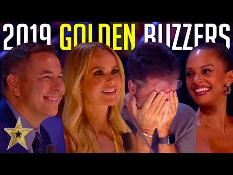 Every GOLDEN BUZZER Audition On Britain s Got Talent The Champions 2019 Got Talent Global