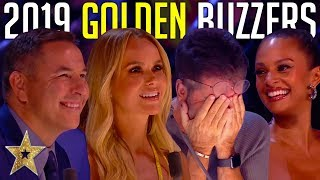 Every GOLDEN BUZZER Audition On Britain's Got Talent: The Champions 2019!   Got Talent Global