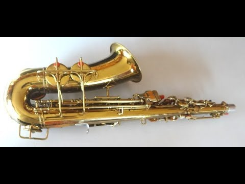 Xxx Mp4 SOLD 1936 Buescher Aristocrat Alto Sax 276 Xxx 3gp Sex