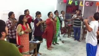 Bangla Worship song~Amar Jisu ki chomotkar