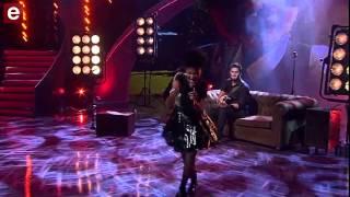 SA's Got Talent 2014 winner  Tholwana Mohale Finale performance