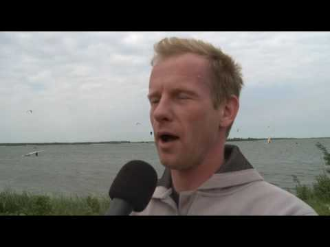 Dodelijk ongeluk kitesurfen Strand Horst