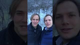 Tanti Auguri di Buon Natale dai Blonde Brothers
