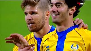 أهداف المباراة : الغرافة 2 - 1 الاهلي دوري نجوم QNB