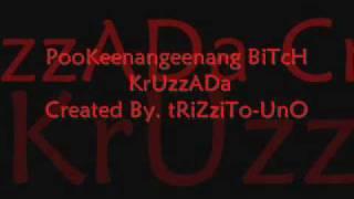 Pookeenangeenang Bitch - Kruzzada