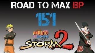 Naruto Shippuden Ultimate Ninja Storm 2 - 238 - Going for 9.999.999 BP [Part 151]