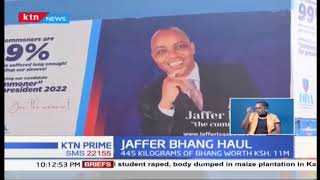 Former 2013 Presidential aspirant arrested for being in possession of 445kg of Bhang