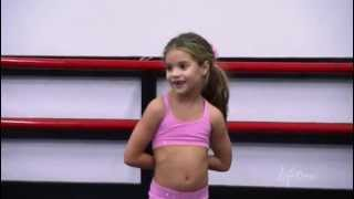 Dance Moms 2x05 // Mackenzie makes Abby cry