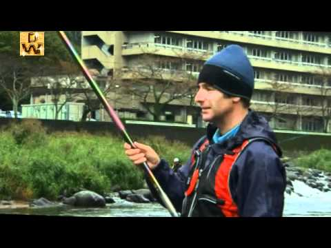 pesca caña de mano