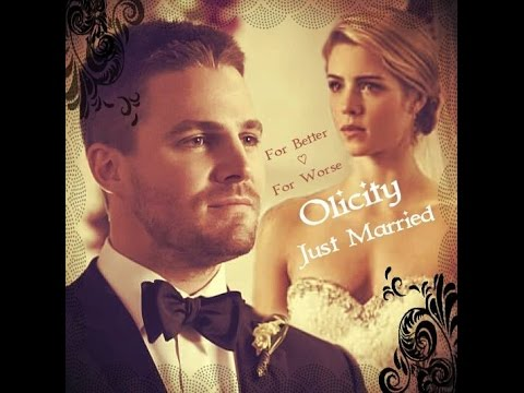 Olicity Forever - Marry Me !!! Yes My Love