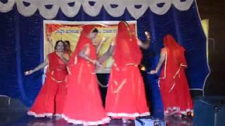 Ghoomar Dance- Uttara Karnataka Shri Kalika Devi Mahila Mandala Bangalore