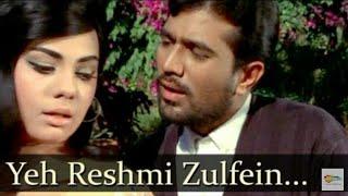 Ye rasmi zulfe Teri rajesh khana full hit video gane sune ansune please subscribe