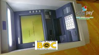 Bank Of Ceylon CDM