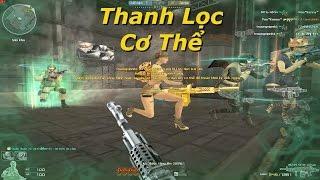 Bình Luận CF : Lếch Mông Săn Zombie - Tiến Xinh Trai Zombie V4