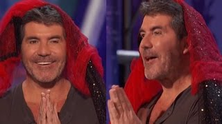 """WATCH how """"SIMON PRAYs"""" for... He Is In HEAVEN :) Someone PLEASE SAVE Him!"""