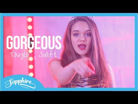 Download Lagu Taylor Swift - Gorgeous | Cover by Sapphire MP3