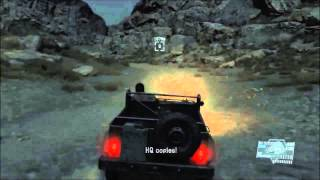 MGSV - Suicidal Donkey