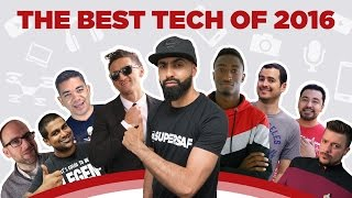 The BEST Tech of 2016 (feat. Casey Neistat, MKBHD + More)