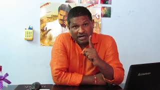 Sardhar Gabbar Singh Guntur Distributor speaking about Kathi Mahesh.