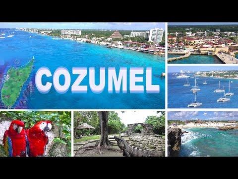 COZUMEL - MEXICO 2017 4K