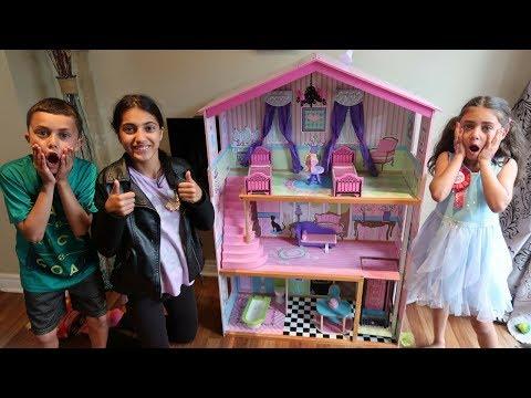 HEIDI 7th BIRTHDAY MORNING ROUTINE OPENING PRESENT family vlog video
