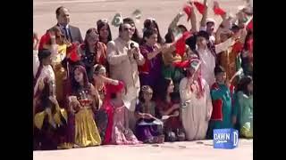Hum Sub Ka Pakistan by Rahat Fateh Ali Khan in Pakistan day Parade 2017