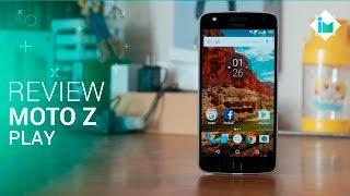 Motorola Moto Z Play - Review en español