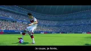 PES 2015 Teaser [The Pitch is Ours]