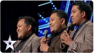 Opera Singers The Brothers Impress Judges | Asia's Got Talent Episode 5
