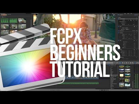 Xxx Mp4 Final Cut Pro X Tutorial Beginners 3gp Sex