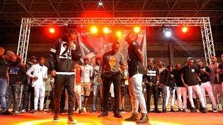 #RRPL Apresenta Mente Magika VS Punchlinero HUAMBO 2017