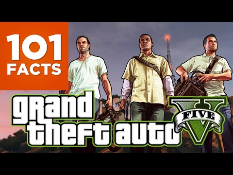 Xxx Mp4 101 Facts About Grand Theft Auto V 3gp Sex