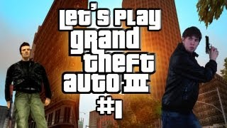 Let's Play Grand Theft Auto 3 - Part 1 - Don't Spank Ma Bitch Up