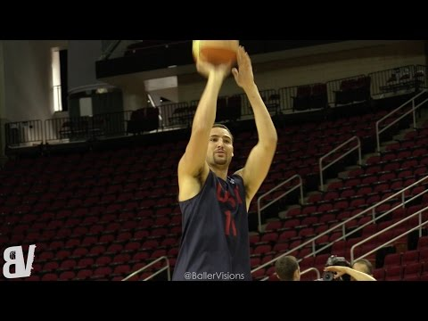 watch Team USA Full Practice in Houston | USA Basketball Practice at Toyota Center