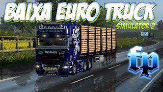 Como baixar e instalar Euro Truck Simulator 2 Torrent - Crackeado PC Fraco