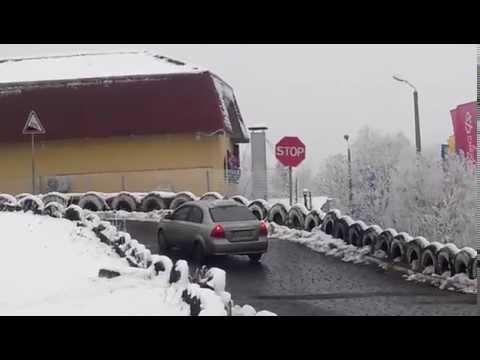 или автодром на Туполева